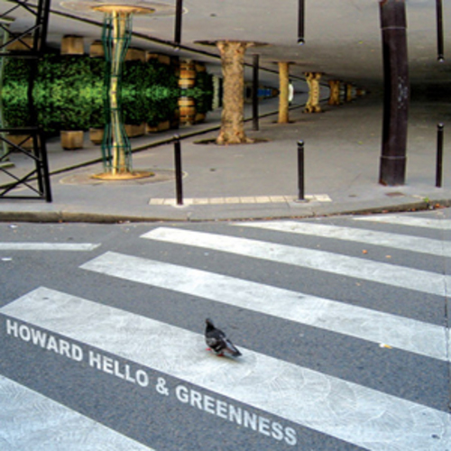 GREENNESS / HOWARD HELLO - split