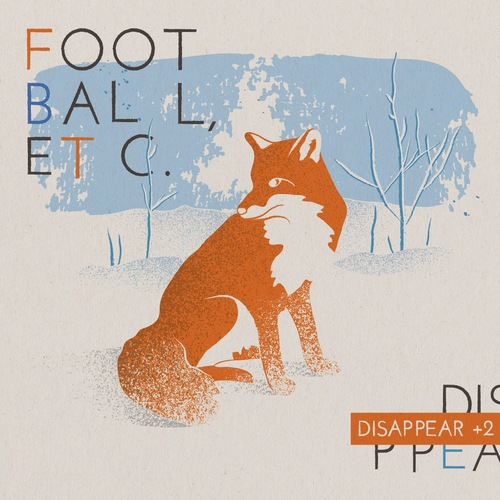 FOOTBALL, ETC. - Disappear +2