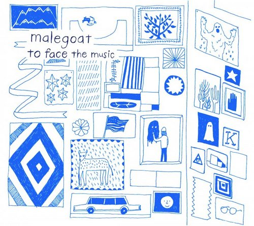 MALEGOAT - to face the music