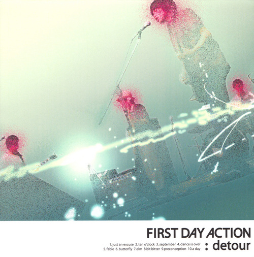 FIRST DAY ACTION - Detour