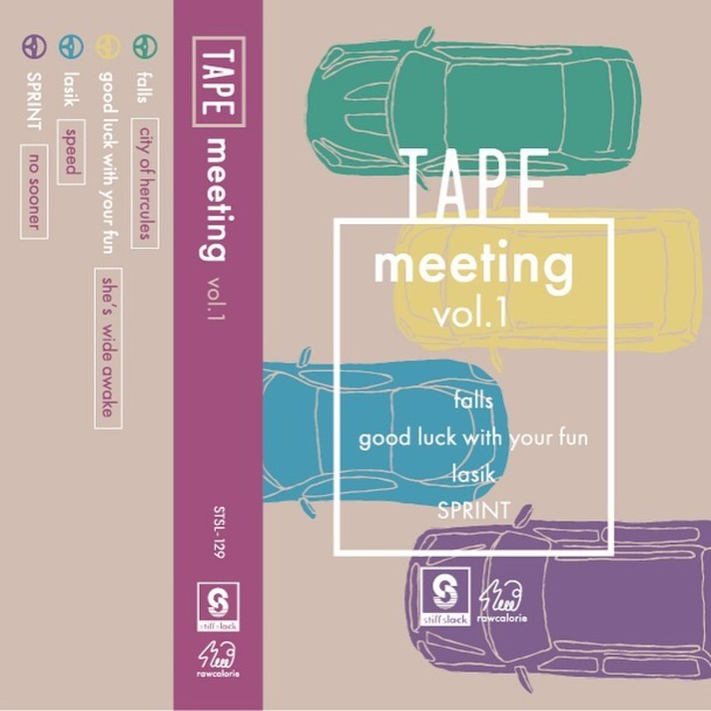 - TAPE meeting : Volume 1V. A.