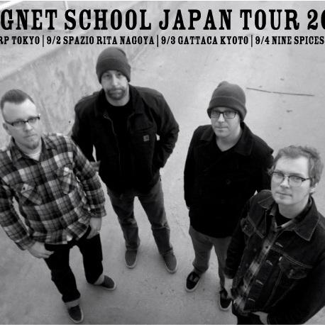 - Magnet School Japan Tour 2018
